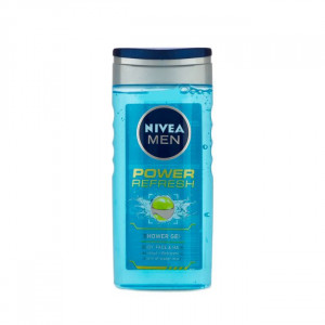 NIVEA MEN POWER REFRESH SHOWER GEL 250ML