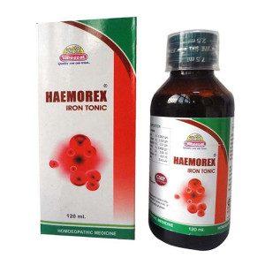 Wheezal Haemorex Iron Tonic