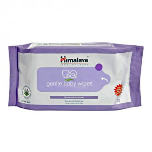HIMALAYA SOOTHING BABY WIPES FOR SENSITIVE SKIN EXTRA SOFT 72'S