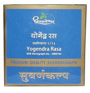 Yogendra Ras (Premium) 10*1 (Dhootapapeshwar)