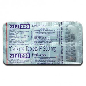 ZIFI 200mg tablet 10 NOs