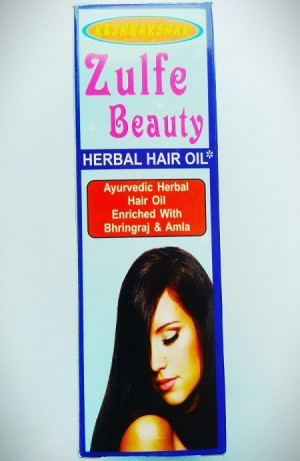 Zulfe Beauty Herbal Hair Oil
