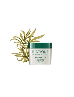 Biotique Bio Sea Weed Revitalizing Anti Fatigue Eye Gel 15gm
