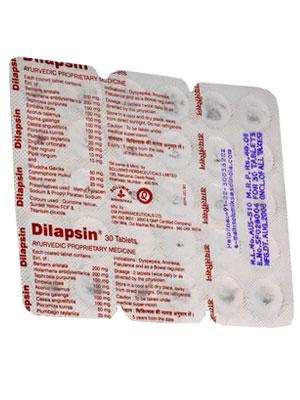 Solumiks Dilapsin 30 Tablets*5