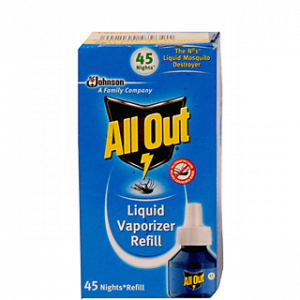 All out Liquid Refill 45 Nights