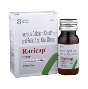 Raricap Drops 30ml