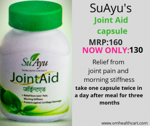 Joint aid capsule 30's For joint pain
