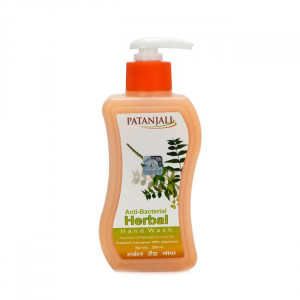Patanjali antibacterial herbal handwash 250ml