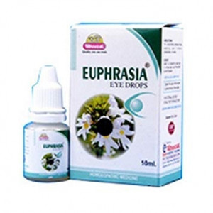 Wheezal Euphrasia Eye Drop