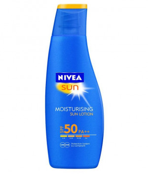 NIVEA SUN PROTECT & MOISTURE SPF 50 LOTION 125ML