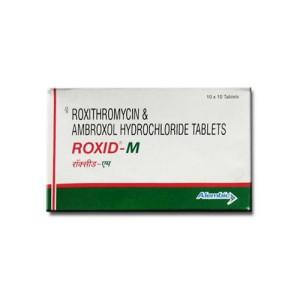 Roxid M Tablet 10's