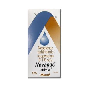 Nevanac Opthalmic Suspension 5ml