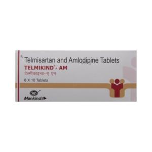 Telmikind-AM Tablet 10's
