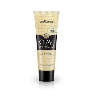OLAY TOTAL EFFECT 7 IN ONE ANTI AGEING FOAMING FACE WASH 100GM