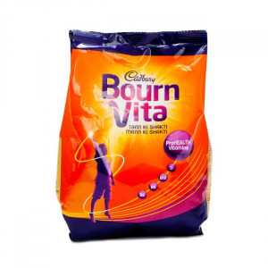 BOURNVITA REGULAR POUCH 500GM
