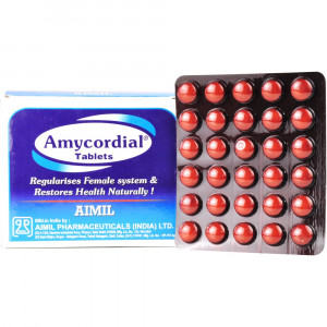 AMYCORDIAL TABLETS 30*1