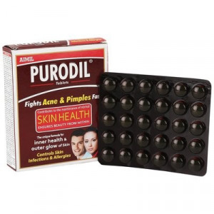 Aimil Purodil anti acne tablets [30 tab]