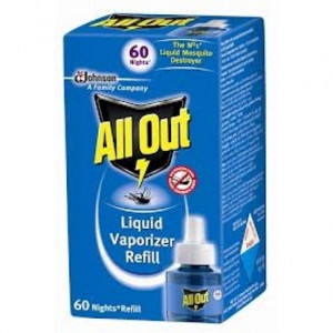 All out Liquid Refill 60Nights