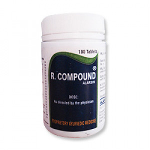R.COMPOUND alarsin (1000 tablets)