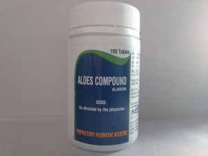 Aloes Compound Tablet 1000's
