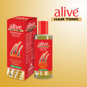 Alive Hair Tonic 90ml