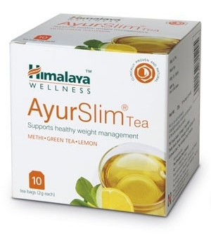AyurSlim Tea -10*2 tea bags in a pack (2g each)