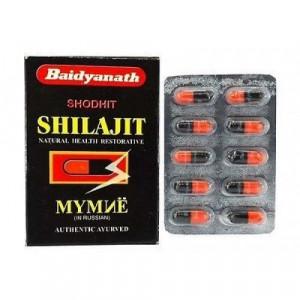 Baidyanath Shilajit Capsules 60cap