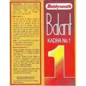 Baidyanath Balant Kadha No.1 [200ml]