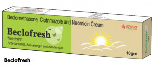 Beclofresh Cream 10gm