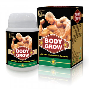 Body Grow powder 300g
