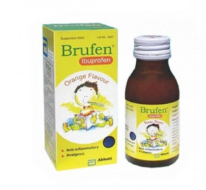 BRUFEN JUNIOR SUSPENSION 60ML