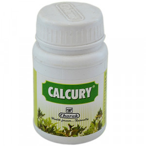 Charak Calcury 80 Tablets