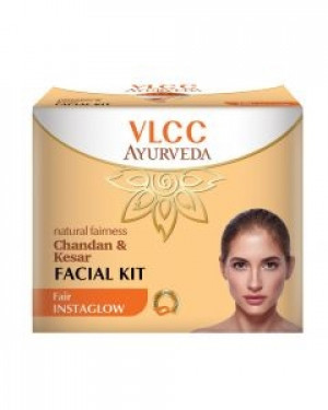 NATURAL FAIRNESS CHANDAN & KESAR FACIAL KIT
