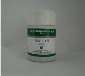 Chandraprabha Vati 120 tab