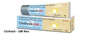 Clofresh GM Neo Cream 10g