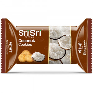 SRI SRI COCONUT COOKIES 12'PACKS