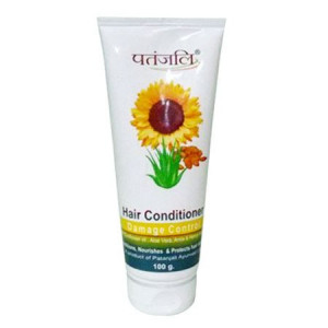 Patanjali damage control hair conditioner 100gm