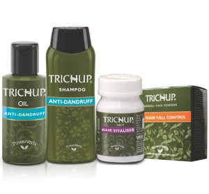 TRICHUP ANTI DANDRUFF KIT