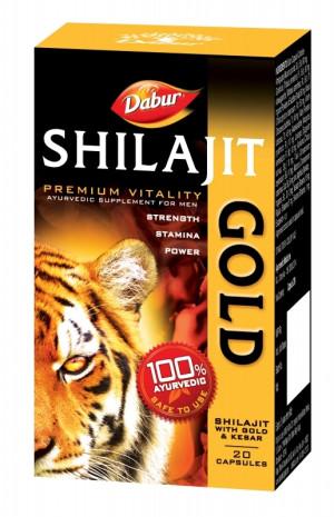 Dabur Shilajit Gold 10 capsule