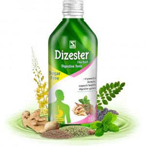 Dr Willmar Schwabe India Dizester Herbal Digestive Tonic Sugar Free