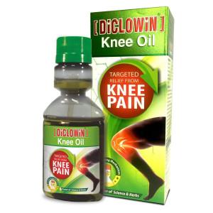 Diclowin Knee Oil 60ml