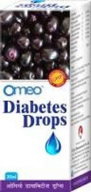 Bjain Omeo Diabetes Drop