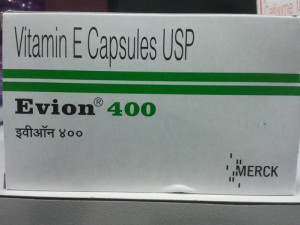 Evion 400mg Capsule 10'S