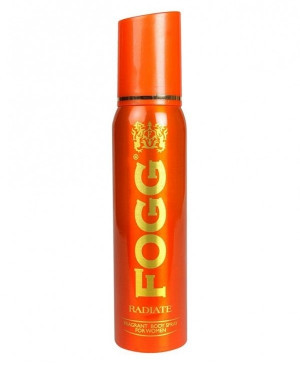 FOGG WOMEN RADIATE FRAGRANT BODY SPRAY 125G/150ML