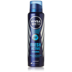 NIVEA MEN FRESH ACTIVE ORIGINAL DEO 150ML