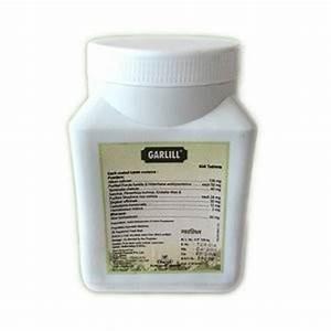 Charak Garlill Tablets 60 tablets