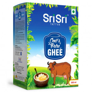 SRI SRI COW'S PURE GHEE 1L