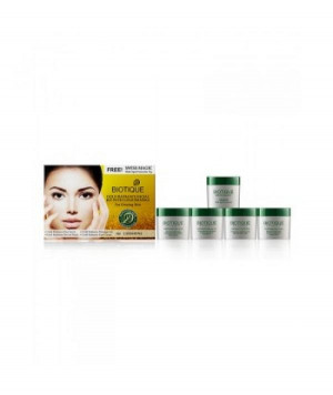 Biotique Bio Gold Radiance Facial Kit With Gold Bhasma Combo Pack