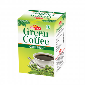 Balaji Green Coffee 60 Capsule