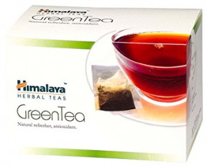 Himalaya Herbals Green Tea- 10 Sachets Box